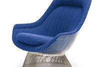 Easychair 8ydm Platner Easy Chair Knoll