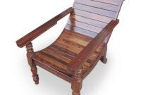 Easychair Dwdk Easy Chair Full Wood Yuthika
