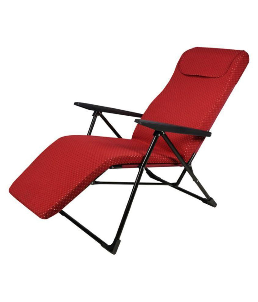 Easychair J7do Grand Easy Chair Available with Cushion Deluxe Red Dotted