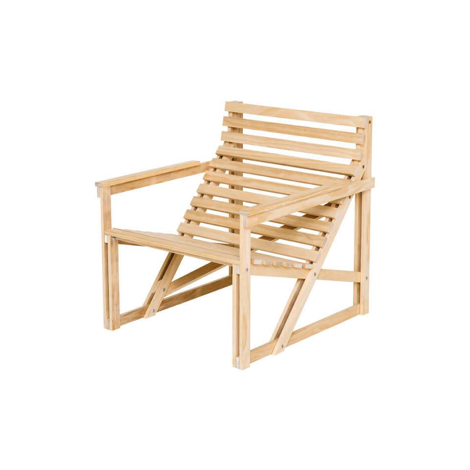 Easychair Thdr Patio Easy Chair Weltevree