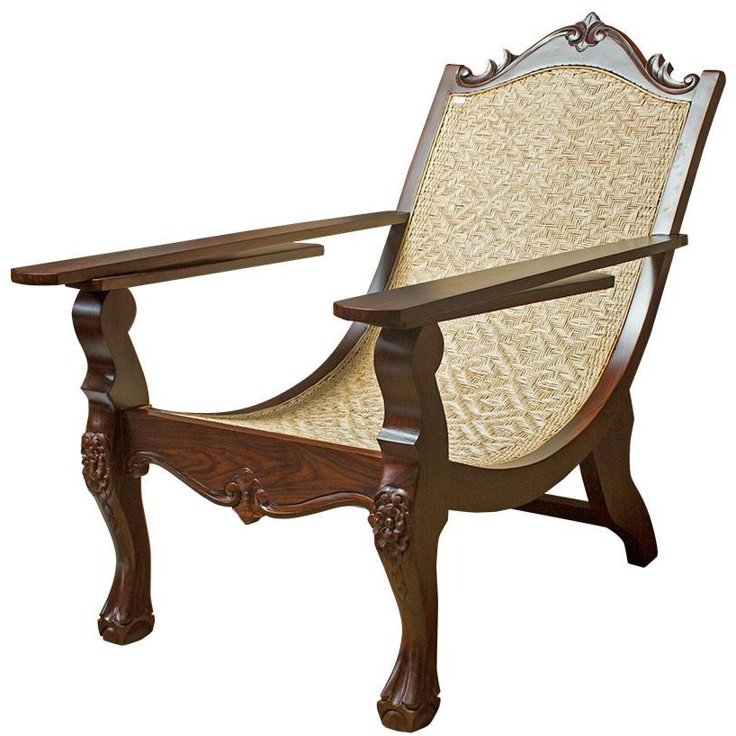 Easychair Tqd3 Easy Chair Planter Chair In Rose Wood Artisera