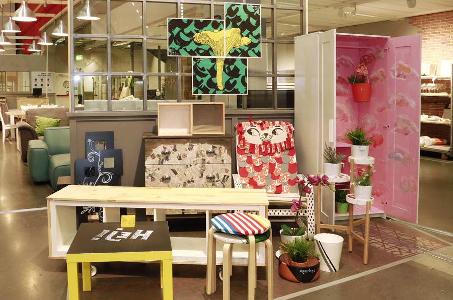 El Desvan Del Mueble Usado D0dg Ikea Apuesta Por La Economà A Circular Re Prando Sus Muebles Usados