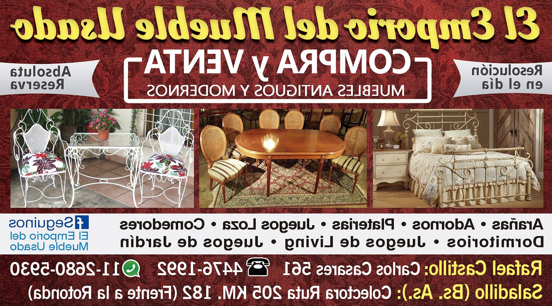 El Desvan Del Mueble Usado E6d5 Mueble Usado