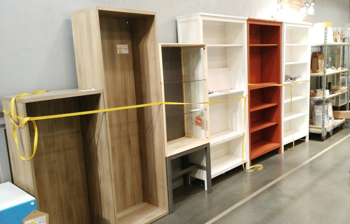 El Desvan Del Mueble Usado Jxdu Ikea Prarà Sus Muebles Usados A Los Clientes Para Pletar Su