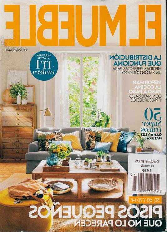 El Mueble Com 3ldq El Mueble Magazine Subscription at Newsstand Home