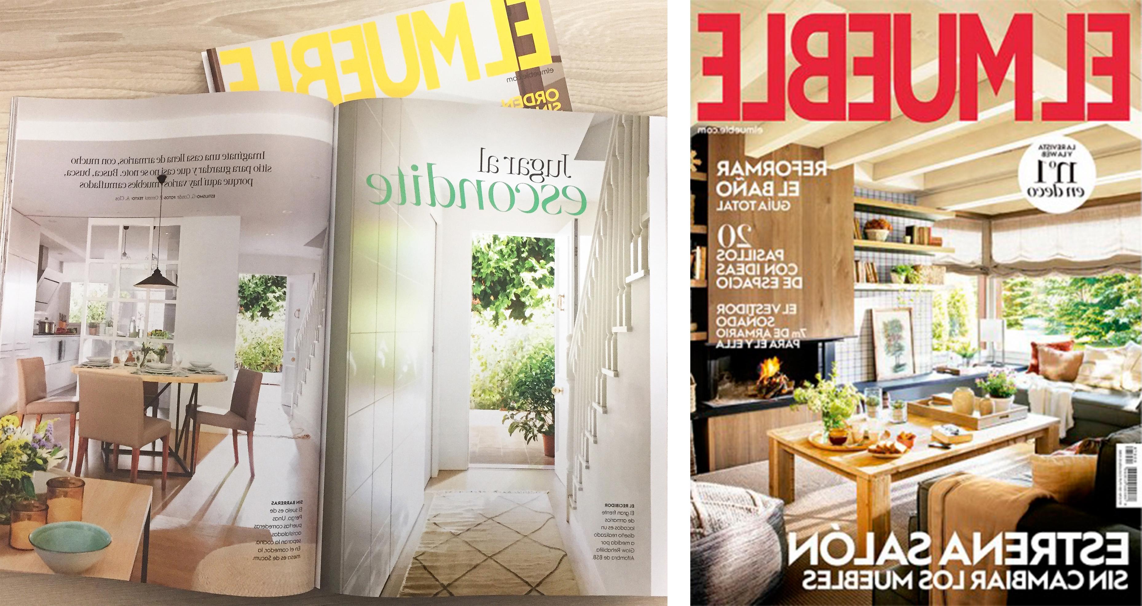 El Mueble Com 9ddf Nuestro Proyecto Jolie En La Revista El Mueble Glow Rehabilita