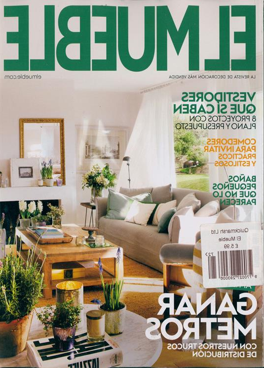 El Mueble Com Dddy El Mueble Magazine Subscription at Newsstand Home