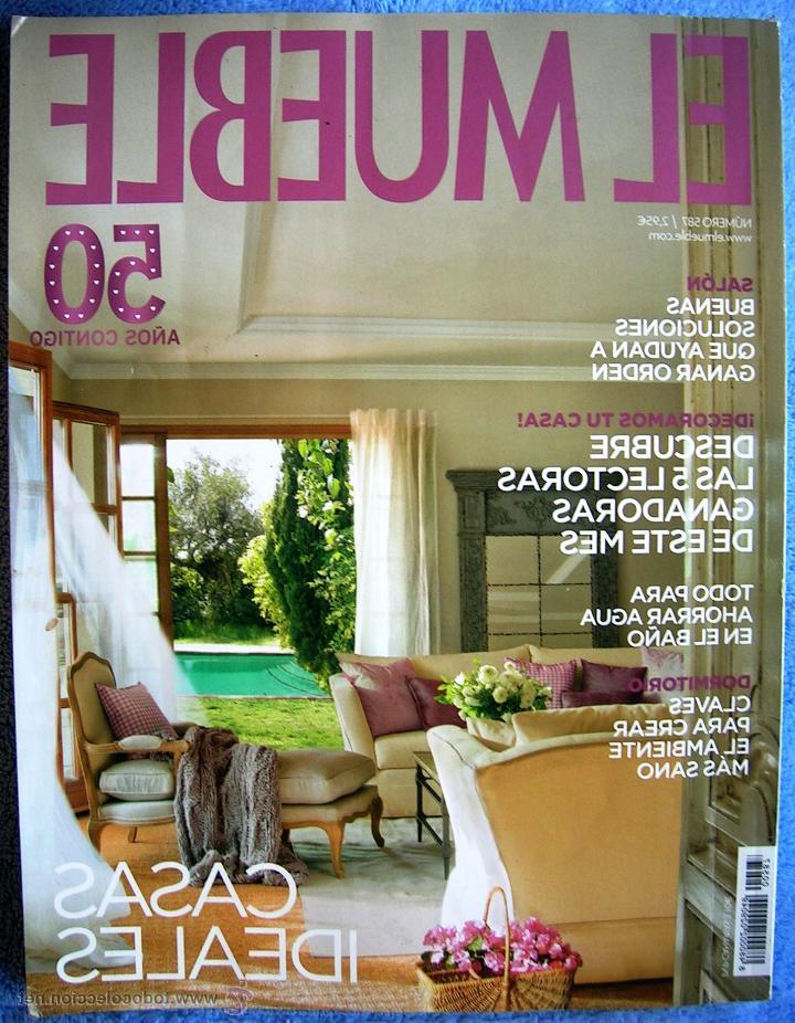 El Mueble Com S5d8 Revista El Mueble Nº 587 50 Aà Os Casas Ideal Prar Otras