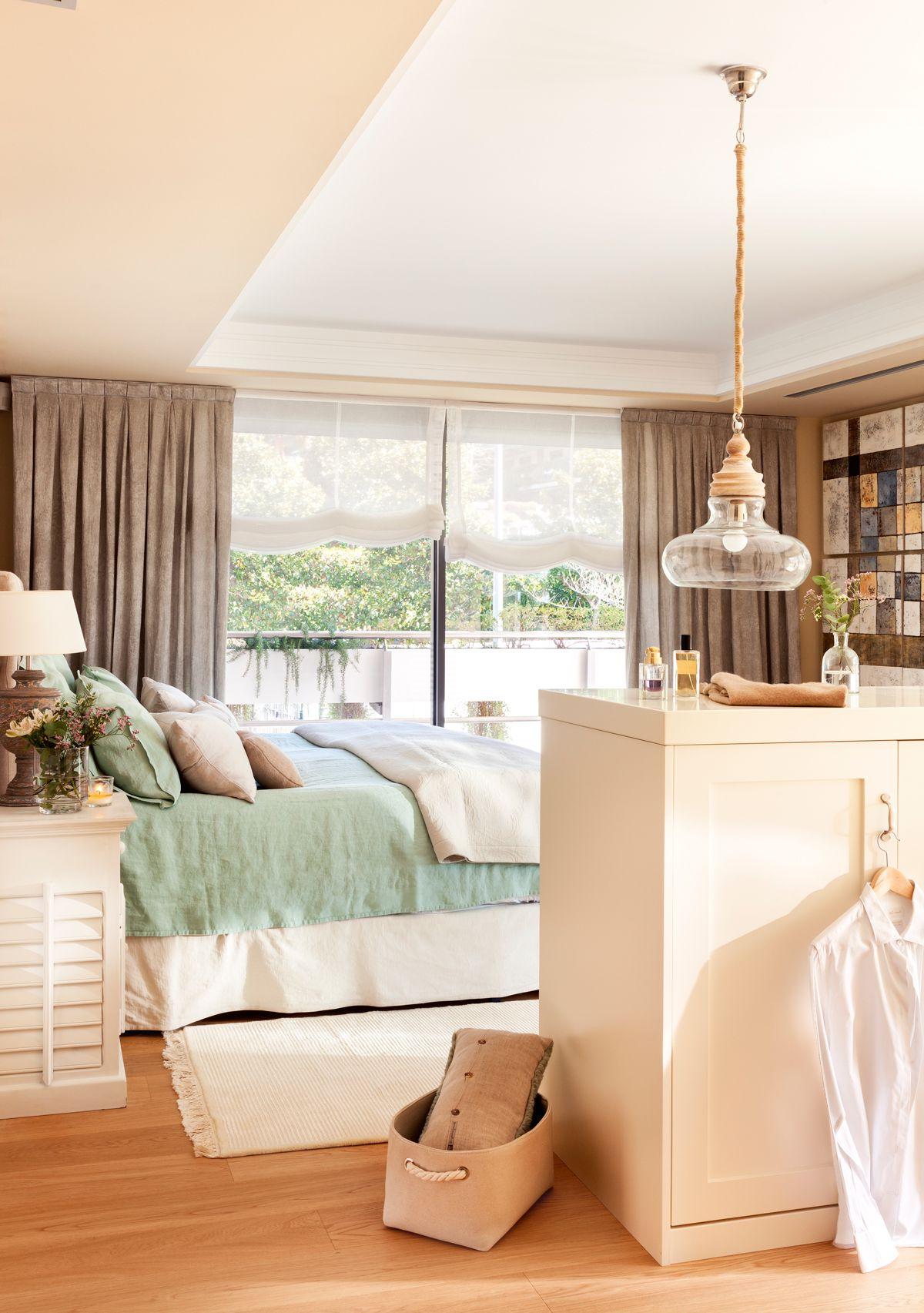 El Mueble Cortinas Wddj A Saco Decoracion Lamparas Dormitorio Dormitorios Con