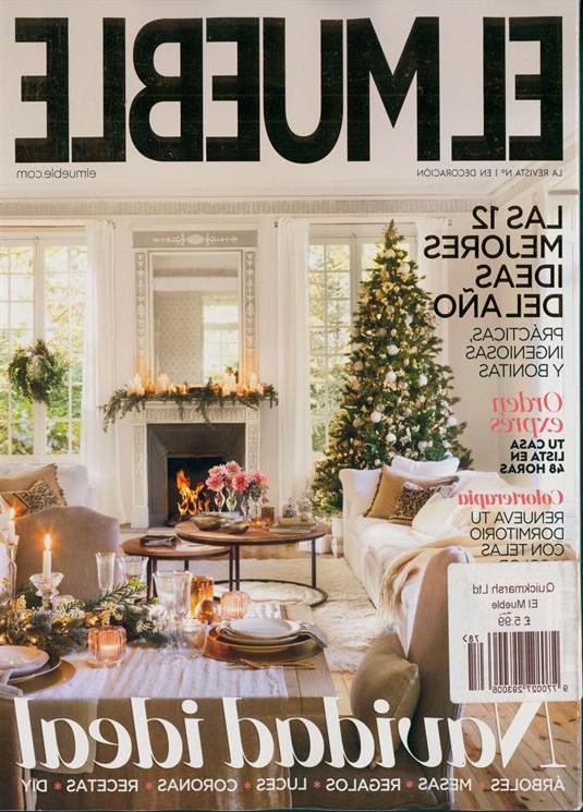 El Mueble Decoracion 8ydm El Mueble Magazine Subscription at Newsstand