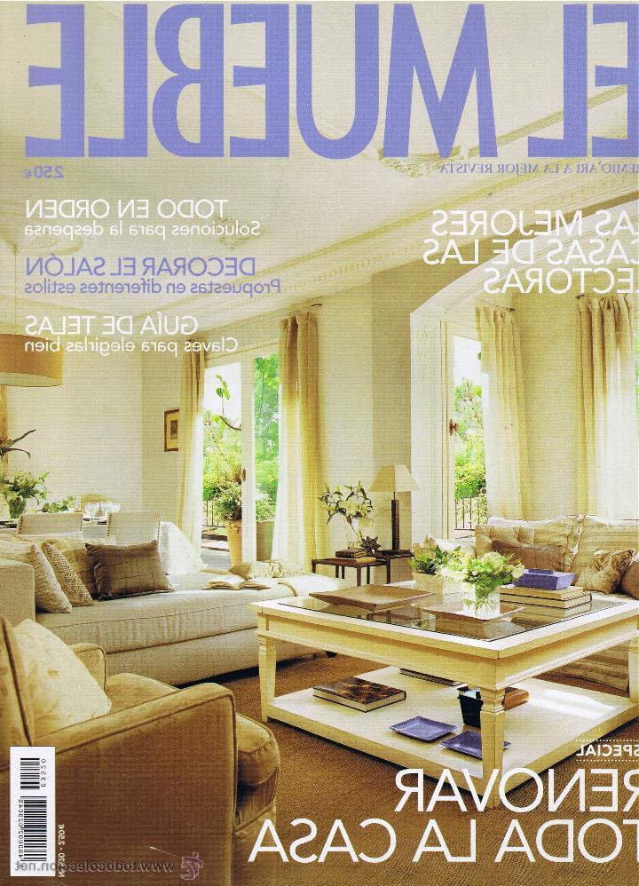 El Mueble Decoracion U3dh Revista El Mueble Nº 520 Decoracià N Hogar