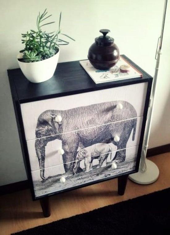 Empapelar Muebles T8dj CÃ Mo Empapelar Un Mueble De Melamina Para Que Quede Bien