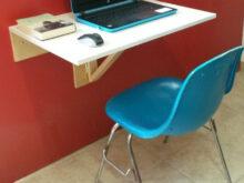 Escritorio Abatible Qwdq Mesa Escritorio Abatible De Pared Oficina Cocina 1 100 00 En