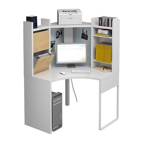 Escritorio De Esquina Dwdk Escritorio En Esquina Marca Ikea Escritorios Pinterest Desk