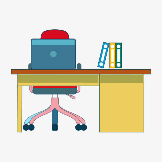Escritorio Dibujo 3id6 Aprendizaje De Escritorio De Dibujos Animados De Colores Color