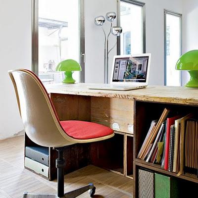 Escritorio En El Salon 4pde Escritorios Para El Salà N O Dormitorio Trabaja Y Decora