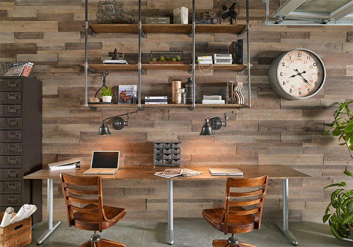 Escritorio Estilo Industrial Rldj 20 Home Offices Decorados O Estilo Industrial Para Você Se