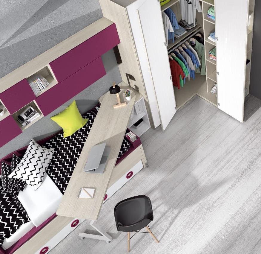 Escritorio Giratorio X8d1 Dormitorio Juvenil Montes Desing Escritorio Giratorio Coleccià N