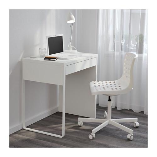 Escritorio Ikea Micke Budm Escritorio Micke Ikea Individual Blanco 1 899 00 En Mercado Libre
