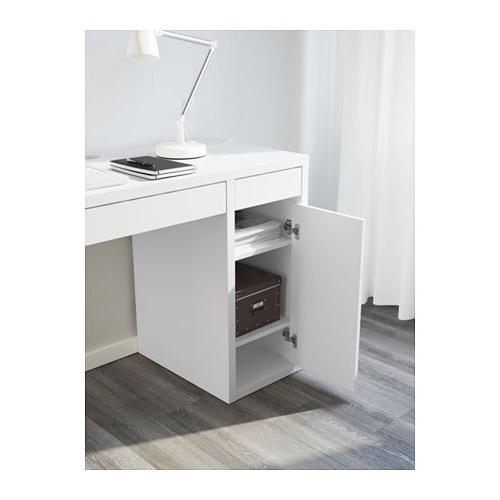 Escritorio Ikea Micke Dwdk Micke Escritorio Blanco 105 X 50 Cm Ikea