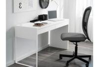 Escritorio Ikea Micke Q0d4 Micke Desk White 142 X 50 Cm Ikea