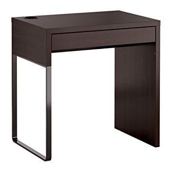Escritorio Ikea Micke Qwdq Ikea Micke Escritorio Color Negro Marrà N 73 X 50 Cm