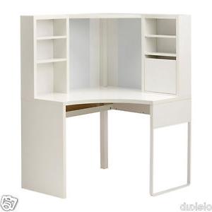 Escritorio Ikea Micke Wddj Ikea Micke Desk Table Puter Corner Work Station White 502 507 13