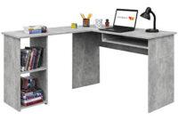 Escritorio L Dwdk ifort Escritorio Mesa De ordenador forma L 120 140x40x75 Cm