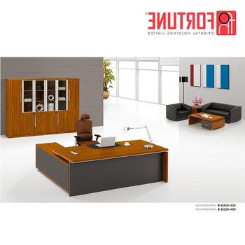 Escritorio L Dwdk L En forma De Escritorio De Oficina Office Furniture Ejecutivo