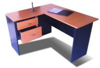 Escritorio L Ffdn Escritorio En L Con 2 Cajones Muebles De Oficina 2 600 00 En