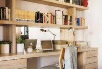 Escritorios A Medida Q5df Un Escritorio A Medida Que Aprovecha El Rincà N My Home En