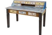 Escritorios Baratos H9d9 Escritorio solo Vintage Muebles Salones Camas Dormitorios