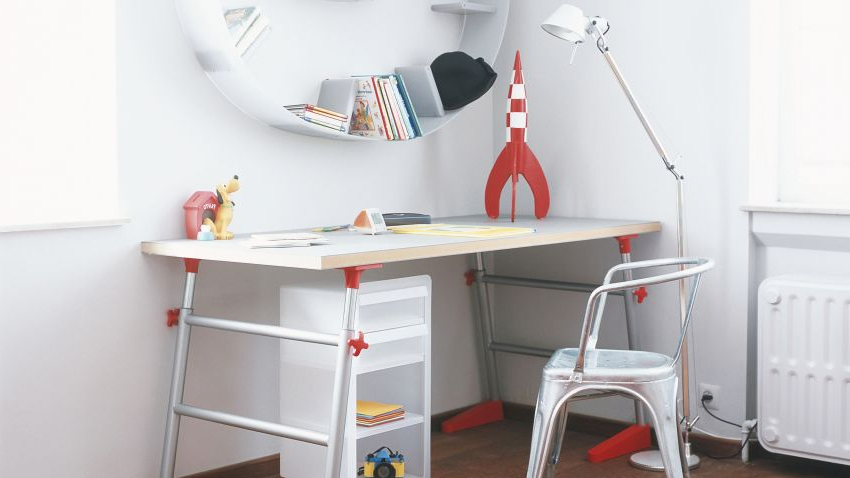 Escritorios Infantiles H9d9 Escritorios Infantiles Diseà O Para Nià Os Westwing Espaà A