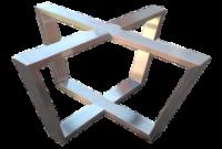 Estructura Mesa Nkde Bastidor Para Mesa En Acero Inoxidable Aceros Rago