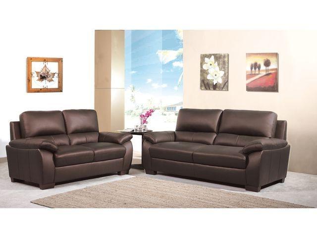 Euromueble sofas Jxdu Euromueble sofa 3 2 M Bc9029 Pvc Moka Canarias