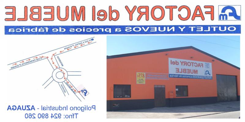 Factory Del Mueble 8ydm Pa Que Veas Extremadura Sur Factory Del Mueble