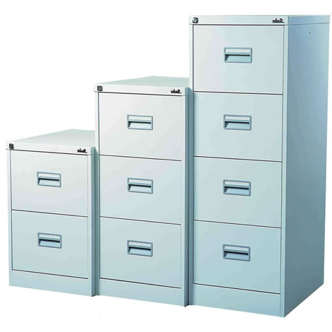 Filing Cabinets Dddy Silverline Midi Filing Cabinet 3 Drawer Choice Of Colours