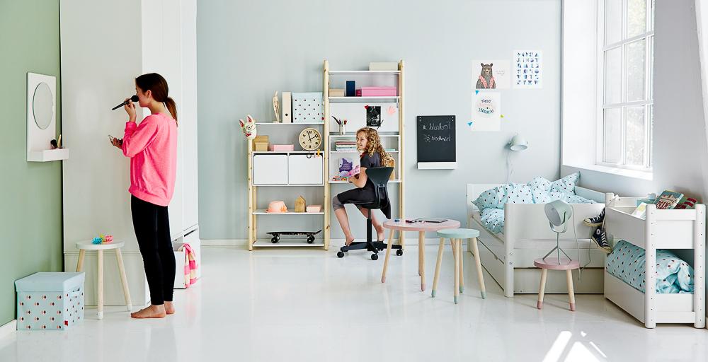 Flexa Muebles 9ddf Estanterà as Y Mobiliario Para La Habitacià N De Los Nià Os De Flexa
