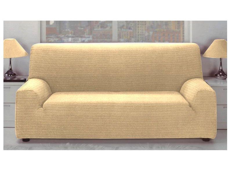 Forros Para sofas Wddj Fundas Para sofà Elà Stica Jacquard Color Beige Con Tejido Rústico