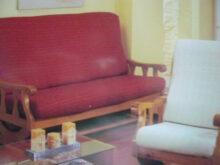 Fotos De sofa Drdp Funda Ajustable Para sofa De Brazos De Madera