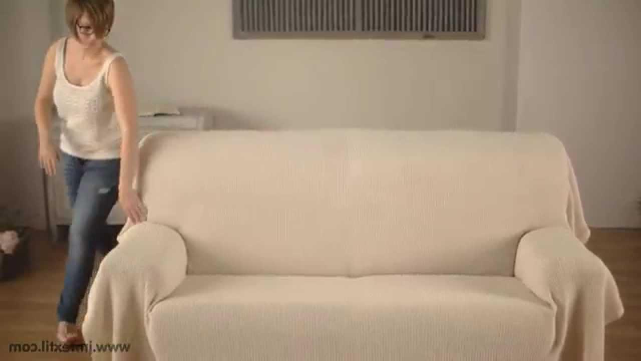 Foulard Cubre sofa H9d9 Foulard Multiusos Para sofà Youtube