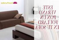 Foulard Cubre sofa Mndw Hogartextil Este Verano Pon Un Foulard En Tu sofÃ