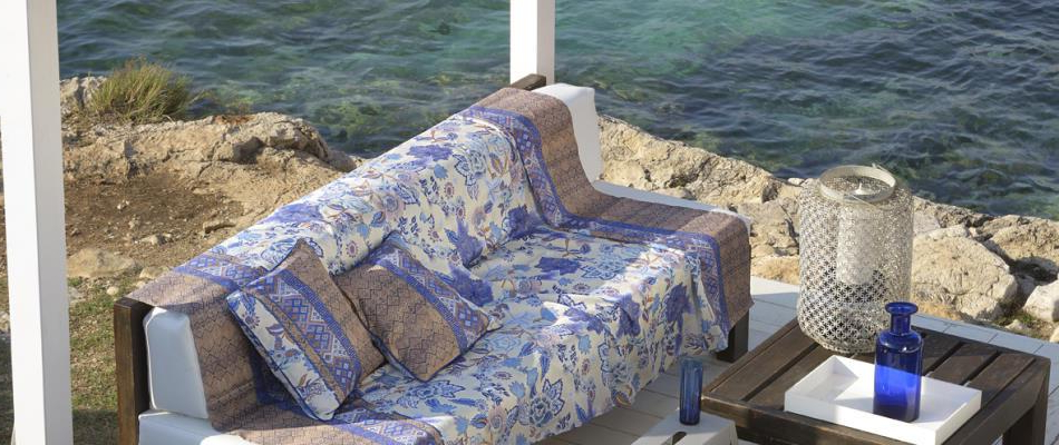 Foulard Cubre sofa T8dj Nueva Coleccià N De Foulards De Bassetti Villalba Interiorismo