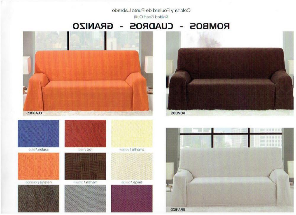 Foulard Cubre sofa U3dh Foulard De Punto Labrado