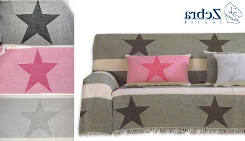 Foulard Para sofas 3id6 Foulard Colcha Multiusos Estrellas Zebra Ropa De Cama Desde