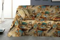 Foulard Para sofas Ffdn Foulard sofa Postale Diseà Os Vintage Para Vestir Tu Casa Con Elegancia