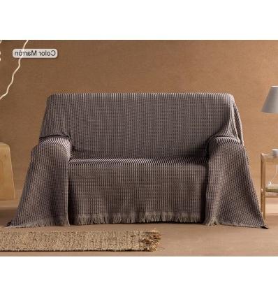 Foulard sofa 4pde Foulard sofa Nido Cubre Tu sofà De Manera Sencilla