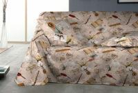 Foulard sofa J7do Foulard sofa Pluma Diseà Os Vintage Para Vestir Tu Casa Con Elegancia