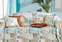 Foulard sofa Whdr Foulard Protects sofa Stamped Inspired Venca