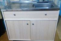 Fregadero Portatil Q5df Mueble Fregadero Portatil Con Gabinetes De Cocina Bs 4 000 00 En